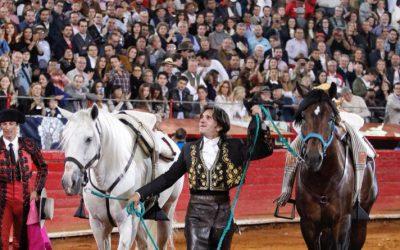 Histórico indulto de un toro por parte de Diego Ventura en la Monumental de México